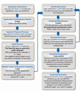 Proceso Certificación PMI